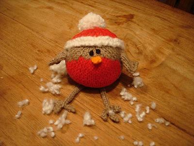 patron tricot noel